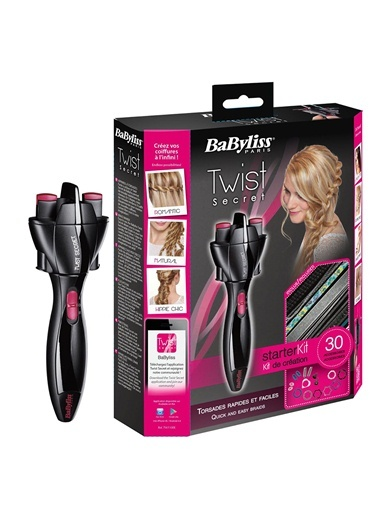 TW1000E Twist Secret Saç Örgü Makinesi-Babyliss